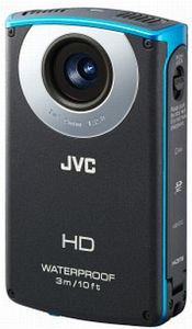 JVC Picsio GC-WP10 black/blue