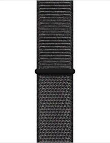 Apple Sport Loop für Apple Watch 40mm schwarz (MTLT2ZM/A)