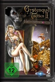 Grotesque Tactics 2 - Dungeons & Donuts (Download) (PC)