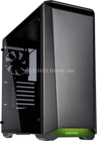Phanteks Eclipse P400 Tempered Glass Edition anthrazit, Glasfenster (PH-EC416PTG_AG)