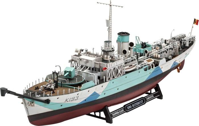 Revell Flower Class Corvette HMS Butter (05158)