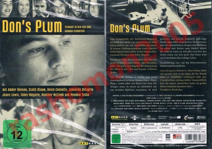 Don's Plum -- via Amazon Partnerprogramm