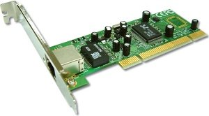 Digitus DN-1011, 1x 1000Base-T, PCI (136477)