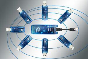 AVM BlueFRITZ! AP-ISDN, USB (20001650)