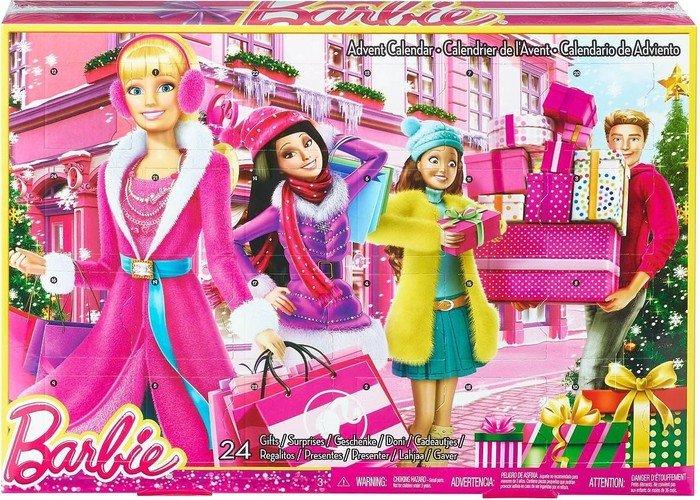 Mattel Barbie Adventskalender 2019