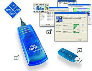 AVM BlueFritz! ISDN set (20001651)
