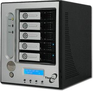 Thecus i5500 15TB, 2x Gb LAN