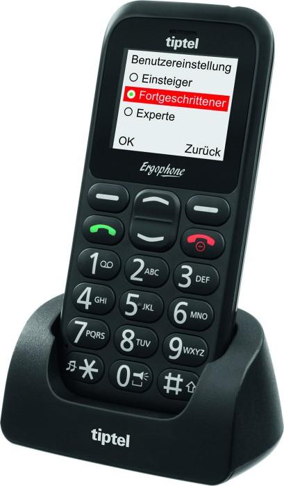 tiptel Ergophone 6310 schwarz