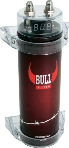 BULL Audio POWER CAP -- via Amazon Partnerprogramm