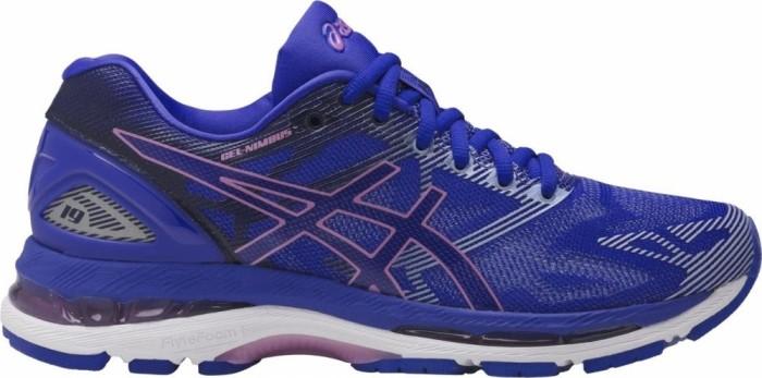 Asics Gel-Nimbus 19 blue purple violet airy blue ab € 73 b46b984289