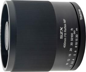 Tokina SZX 400mm 8.0 Reflex MF für Micro-Four-Thirds (TO1SZX400M43)