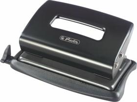 Herlitz Bürolocher 1.2mm mit Anschlagschiene, schwarz (8757395)