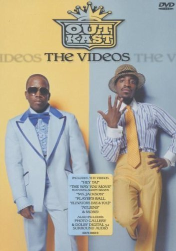 Outkast - The Videos -- via Amazon Partnerprogramm