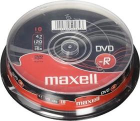 Maxell DVD-R 4.7GB 16x, 10er Spindel
