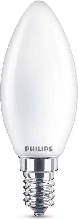 philips led candle e14 4 3w 827 706251 00 skinflint. Black Bedroom Furniture Sets. Home Design Ideas