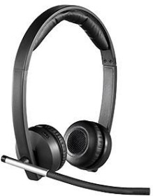 Logitech Dual H820e Wireless Headset (981-000517)