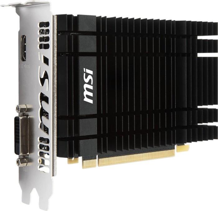 MSI GeForce GT 1030 2GH OC, 2GB GDDR5, DVI, HDMI (V809-2496R)