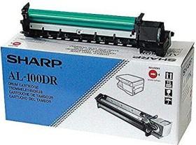 Sharp Trommel AL-100DR schwarz