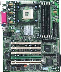 ASUS NRL-LS533, ServerWorks GC-SL533 [reg ECC DDR]