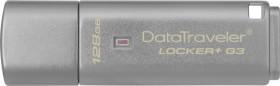 Kingston DataTraveler Locker+ G3 128GB, USB-A 3.0 (DTLPG3/128GB)