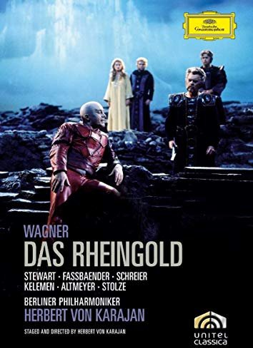 Richard Wagner - Das Rheingold -- via Amazon Partnerprogramm