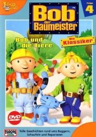 Bob der Baumeister Vol. 4: Bob und die Tiere