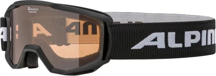 Alpina Challenge S 2.0 DH black transparent (A7221.1.31) starting ... d97d0d6c630
