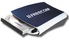 Freecom FX-1 CD-RW 40x/12x/40x, USB 2.0 (18860)