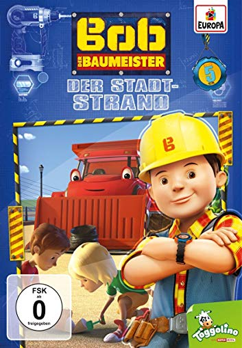 Bob der Baumeister Vol. 5: Bobs fleißige Helfer -- via Amazon Partnerprogramm