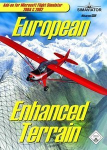 Flight Simulator 2004 - European Enhanced Terrain (Add-on) (German) (PC)