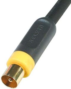 Belkin PureAV Blue Series coaxial antenna extension cable 3.7m (AV21302ea12)