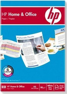 HP Home & Office A4, 80g/m², 500 Blatt (CHP150)