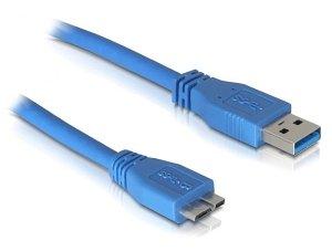DeLOCK USB 3.0 cable A/micro-B 1m (82531)