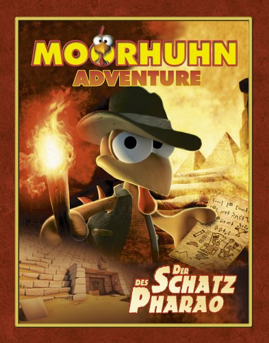Moorhuhn Adventure - Der Schatz des Pharaoh (deutsch) (PC) -- via Amazon Partnerprogramm