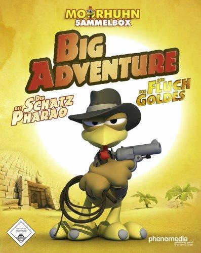 Moorhuhn Adventure - Der Schatz des Pharaoh (German) (PC) -- via Amazon Partnerprogramm