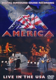 Asia - Live in the USA (DVD)