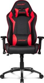 AKRacing Octane gaming chair, black/red (AK-OCTANE-RD)