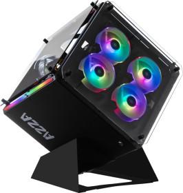 AZZA Cube 802F, glass window (CSAZ-802F)