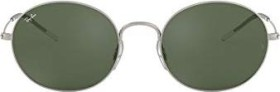 Ray-Ban RB3594 Beat 53mm silver/green classic (RB3594-911671)