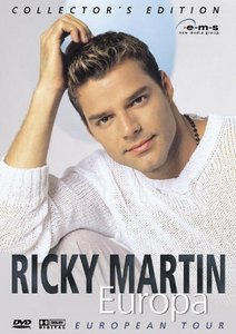 Ricky Martin - European Tour