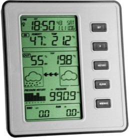 TFA Dostmann Stratos wireless weather station digital (35.1077)