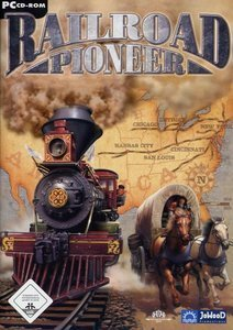 Railroad Pioneer (deutsch) (PC)