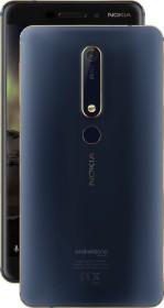Nokia 6.1 Dual-SIM 64GB blau
