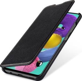 Stilgut Book Type Leather Case für Samsung Galaxy A51 schwarz (B086PFRNTJ)