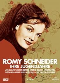Romy Schneider - Ihre Jugendjahre Box (Die Deutschmeister/Feuerwerk/...)