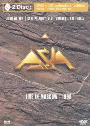 Asia - Live in Moscow -- via Amazon Partnerprogramm
