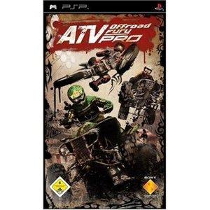 ATV Offroad Fury Pro (deutsch) (PSP)