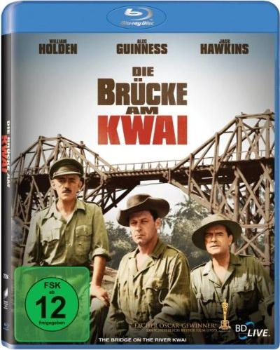 Die Brücke am Kwai (Blu-ray) -- via Amazon Partnerprogramm