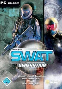 SWAT Generation (1-3) (niemiecki) (PC)