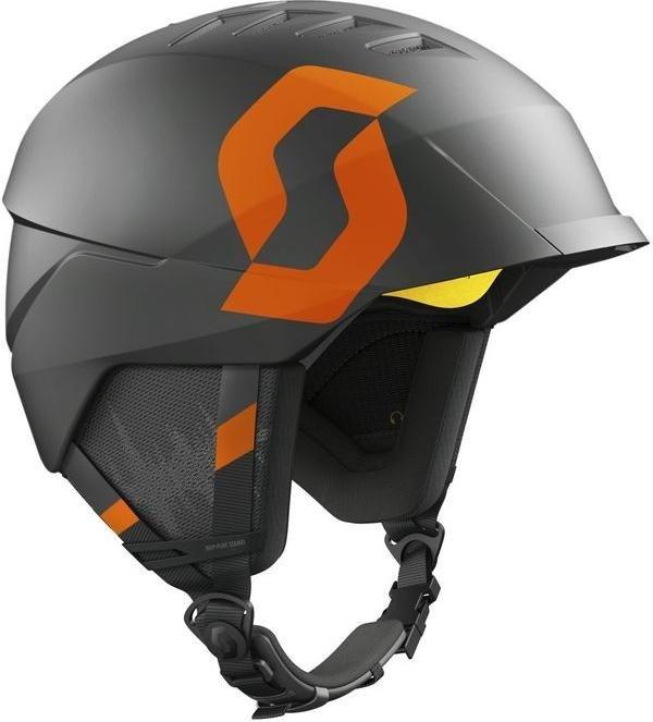 Scott symbol Helmet earth grey